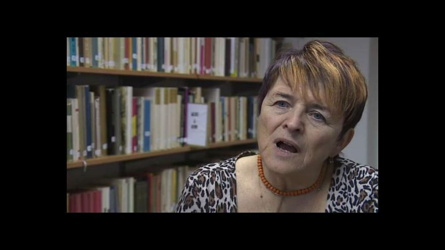 Video Ředitelka Betanie Jitka Bednářová hovoří o dotacích