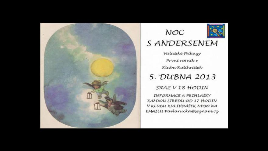 Video Rozhovor s autorkami Noci s Andersenem