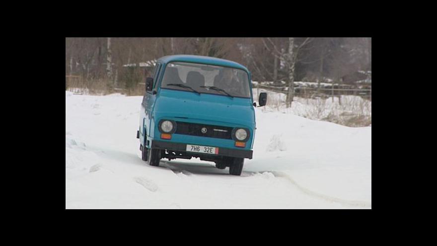 Video Vlastimil Weiner o výrobě vozů Škoda 1203