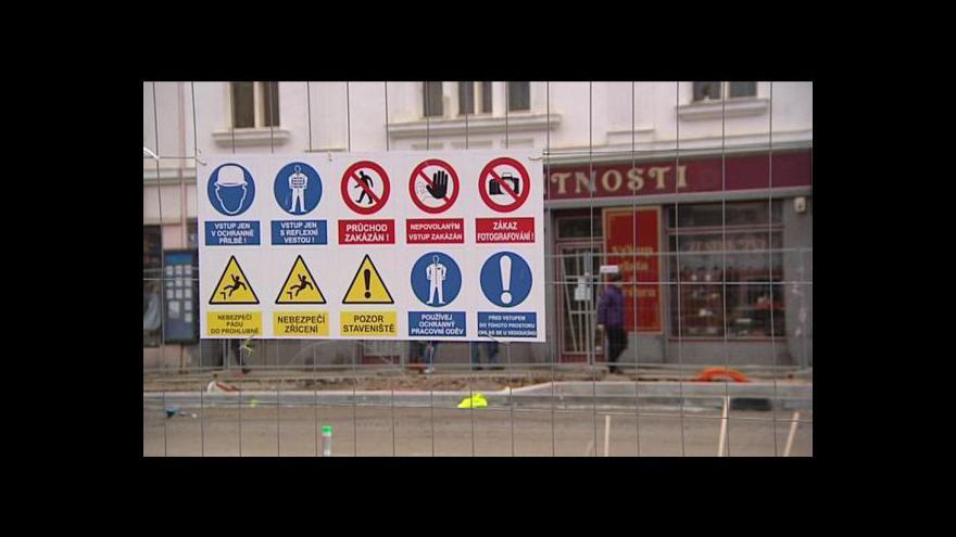 Video Přemysl Šrámek o zdlouhavé rekonstrukci