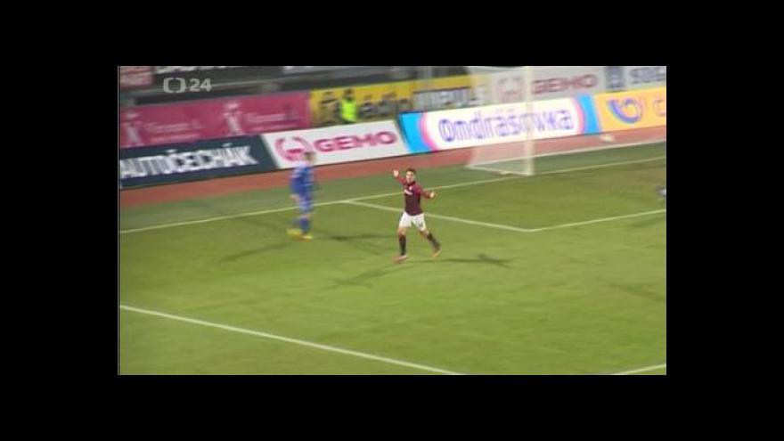 Video Sestřih prvního pohárového čtvrtfinále Sigma - Sparta