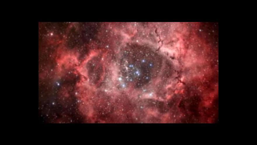 Video Vědci zřejmě narazili na temnou hmotu