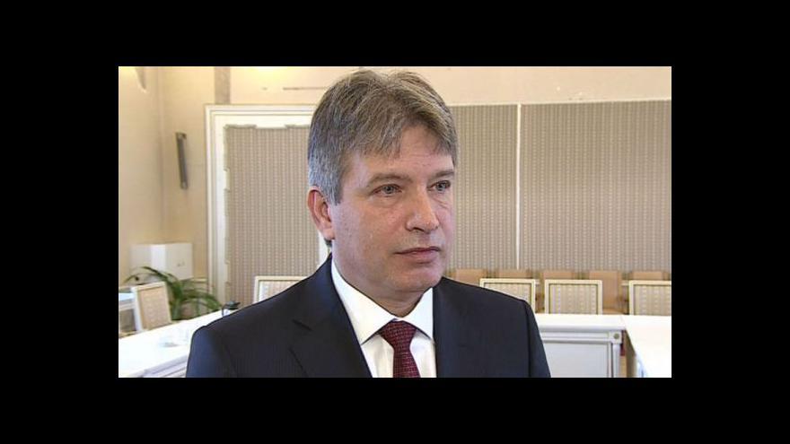 Video Primátor Roman Onderka (ČSSD) slibuje do budoucna transparentnější výběrová řízení