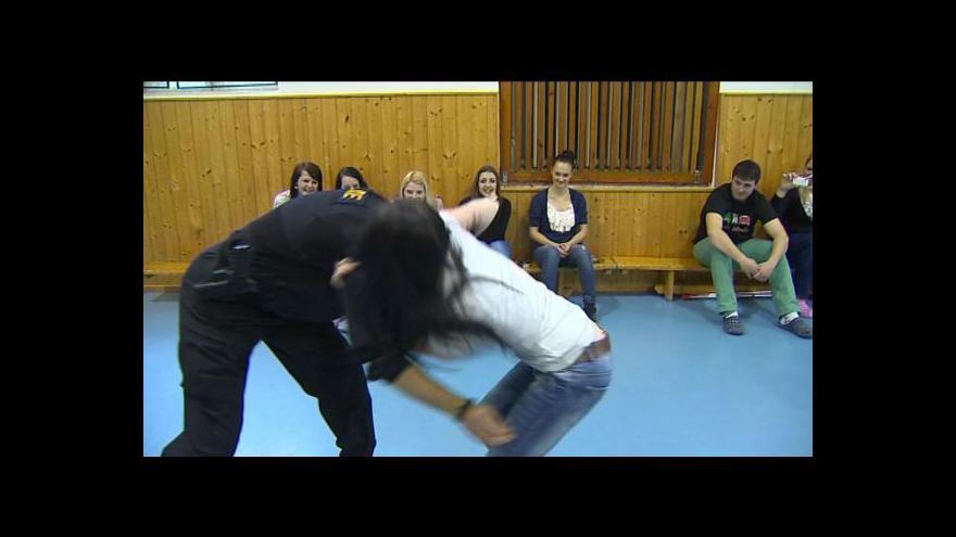 Video Veronika Kabátová o napadení zdravotníků