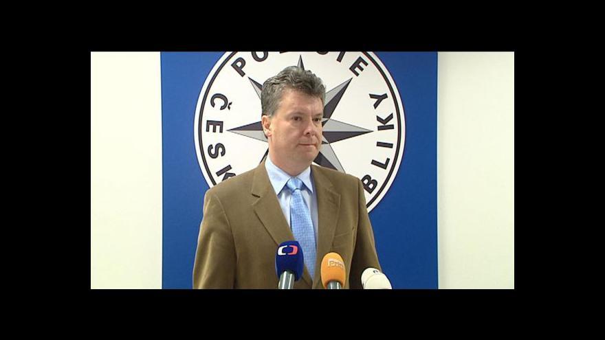 Video Brífink policie k nebezpečné extázi