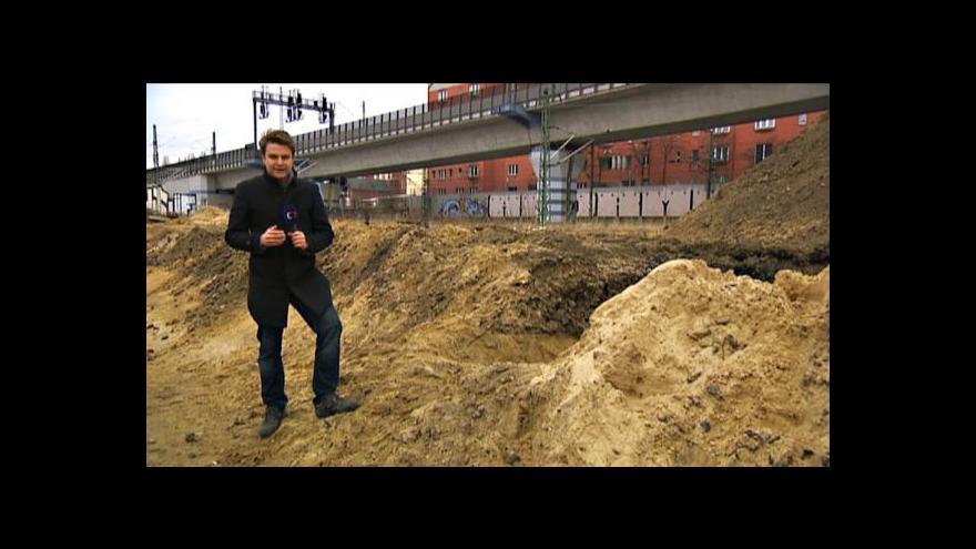 Video Reportáž Martina Jonáše o nálezu bomby v Berlíně