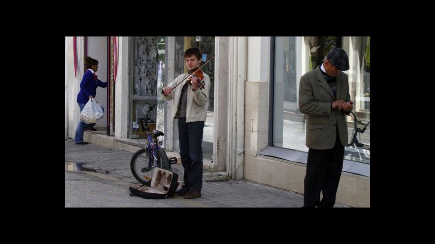 Video Finanční pomoc pro Kypr