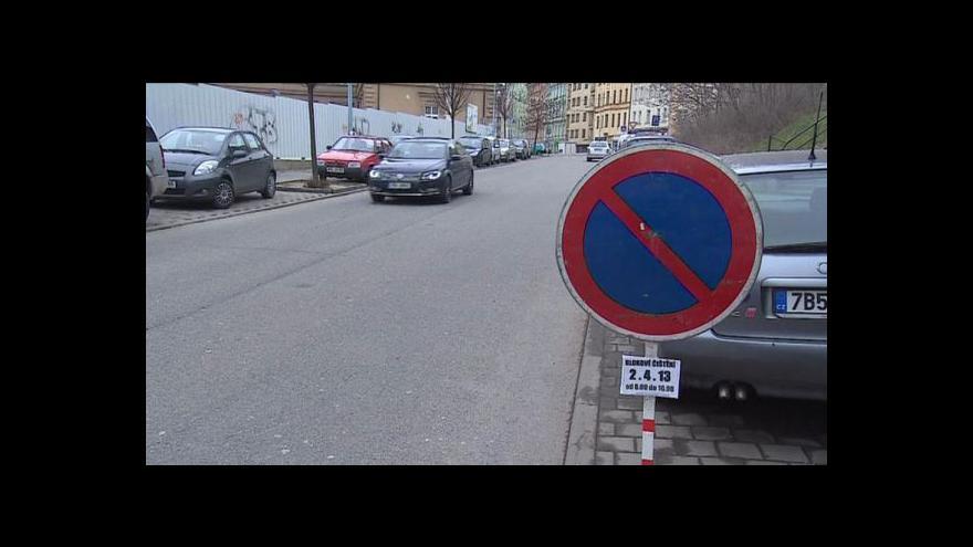 Video Jarní úklid ulic začíná