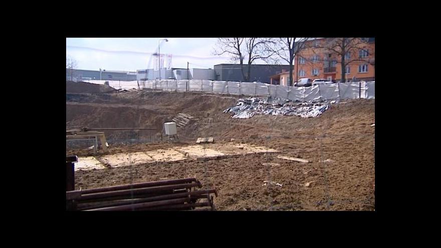 Video Antonín Bruštík o problematické stavbě