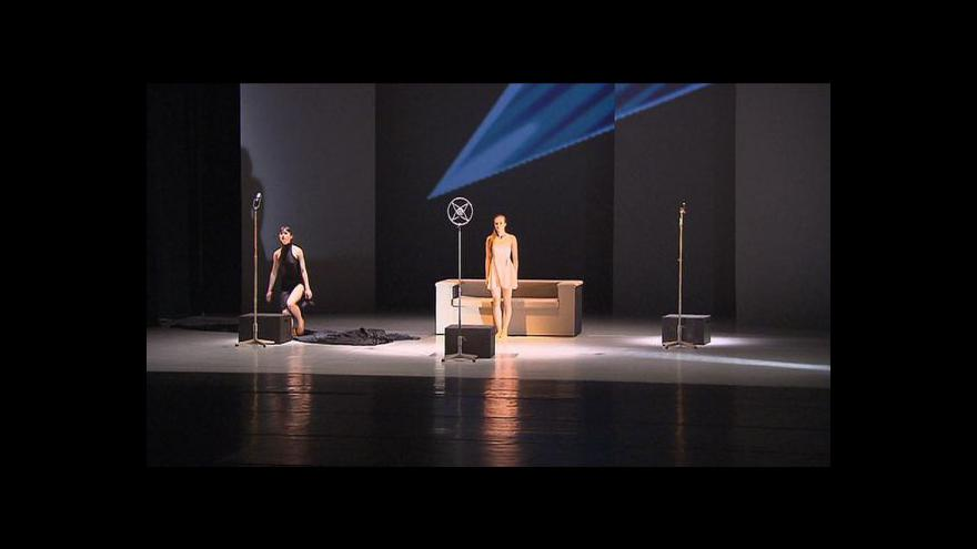 Video Reportáž Luďka Jíry o baletu Kouzelná flétna