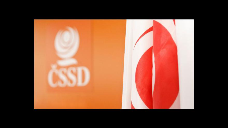 Video Brífink ČSSD k čerpání peněz z EU