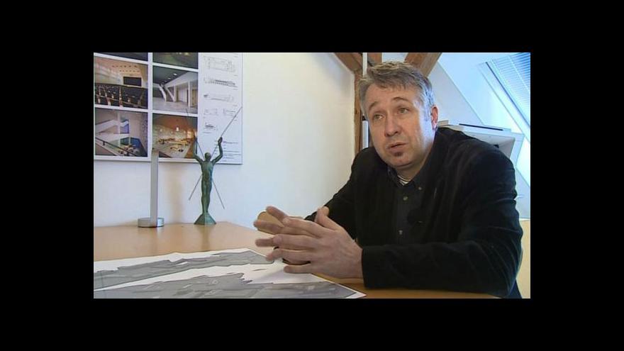 Video Architekt Tomáš Rusín hovoří o hotelu Dukla