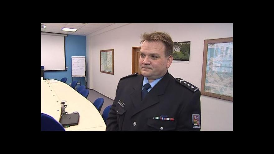 Video Rozhovor s ředitelem jihomoravské policie Leošem Tržilem
