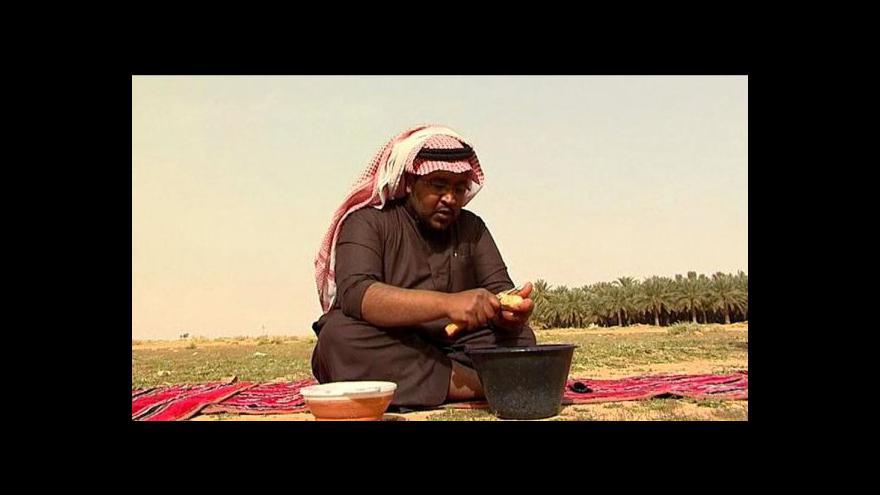 Video Saúdští sběrači lanýžů mají žně