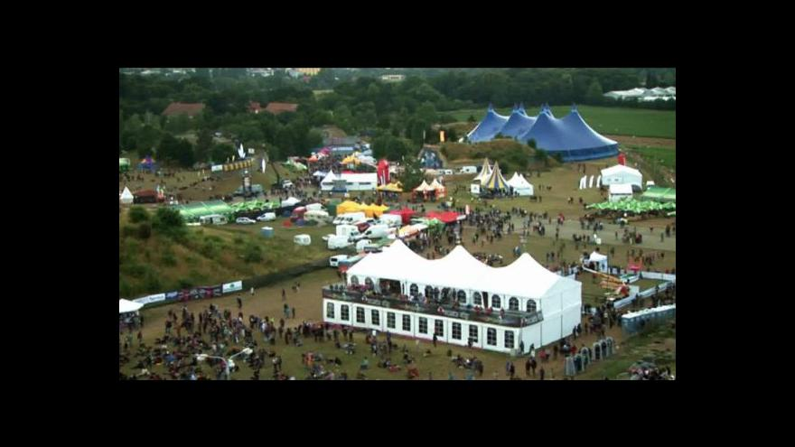 Video Problémy s financováním hudebních festivalů