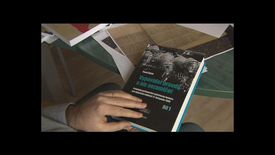 Video ÚSTR vydává dokumenty k 17. listopadu