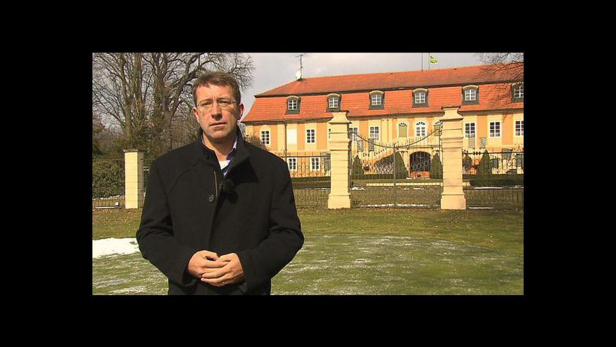Video Prodej štiřínského zámku tématem Událostí