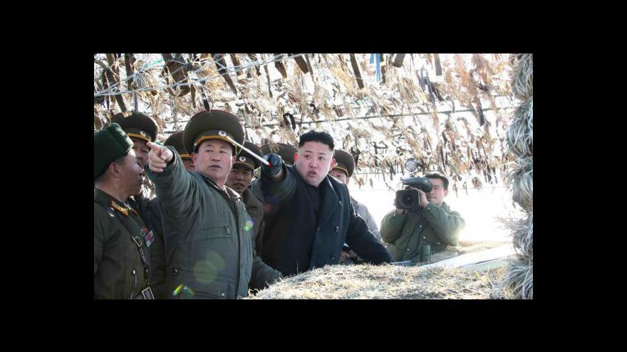 Video Jižní Korea odpoví na jakýkoliv útok z KLDR