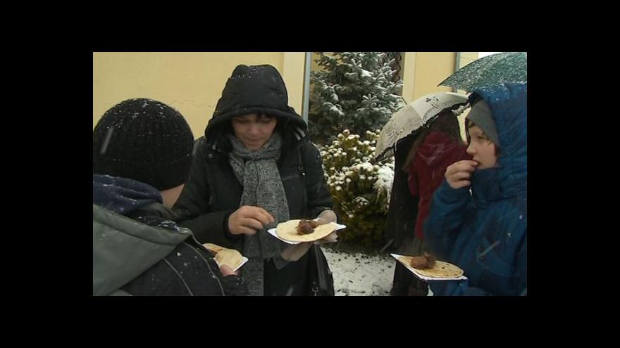 Video NO COMMENT: Slavnostní mše v Bílovicích