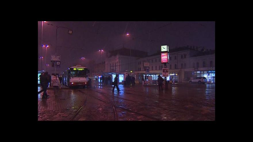 Video NO COMMENT: Změna času v Brně