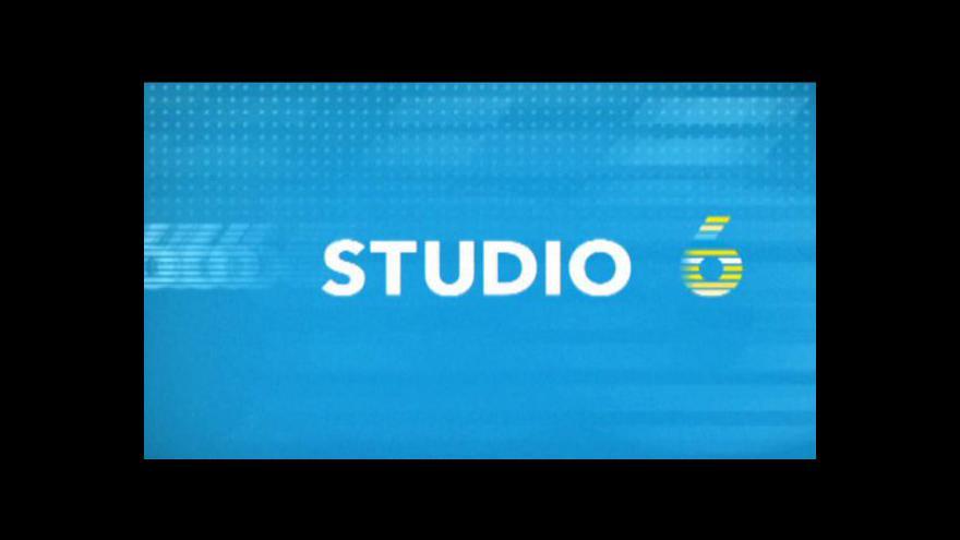 Video Předpověď počasí ve Studiu 6