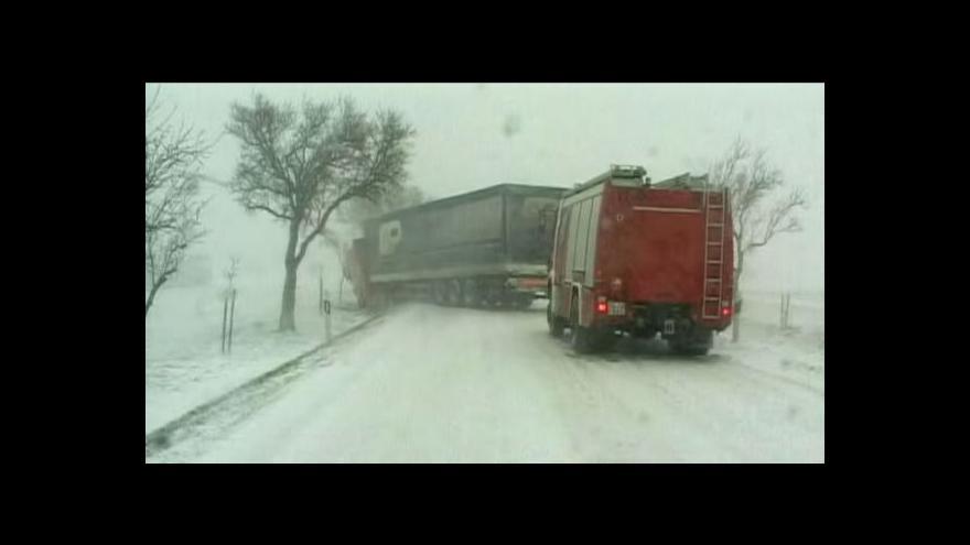 Video Mrazivé počasí nás ještě chvíli potrápí