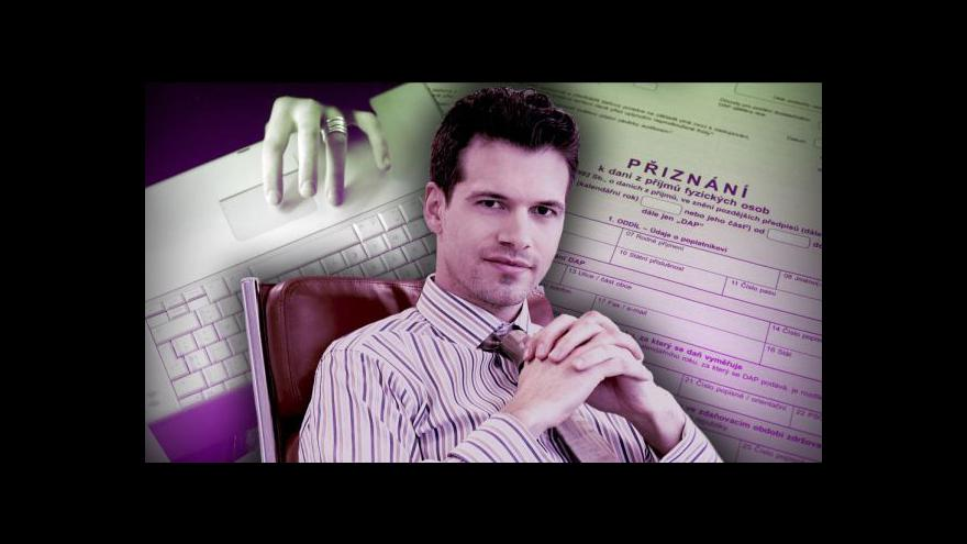 Video Poslední dny pro podání daňového přiznání