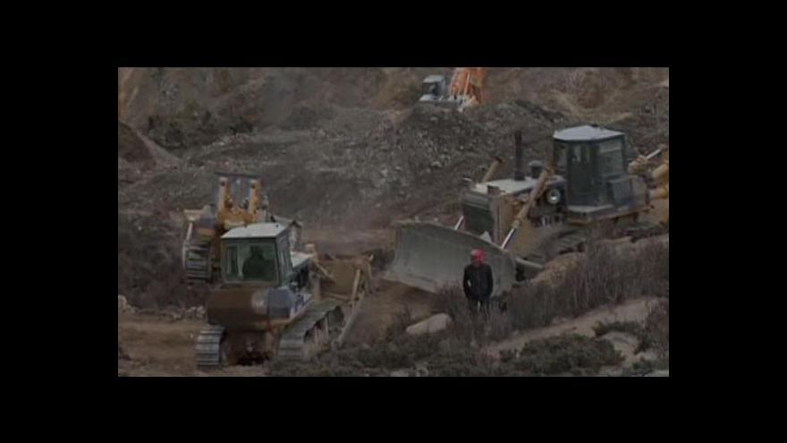 Video Zavalení horníci jsou zřejmě mrtví
