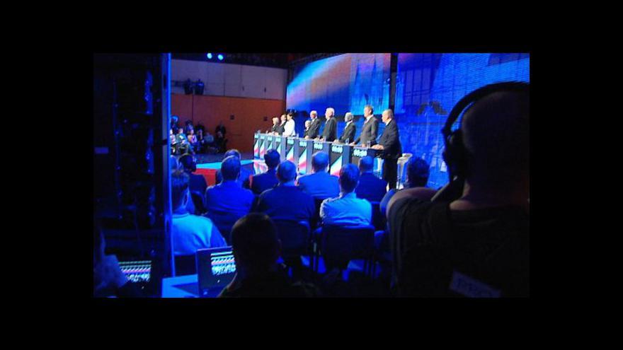 Video Kandidáti skládají účty
