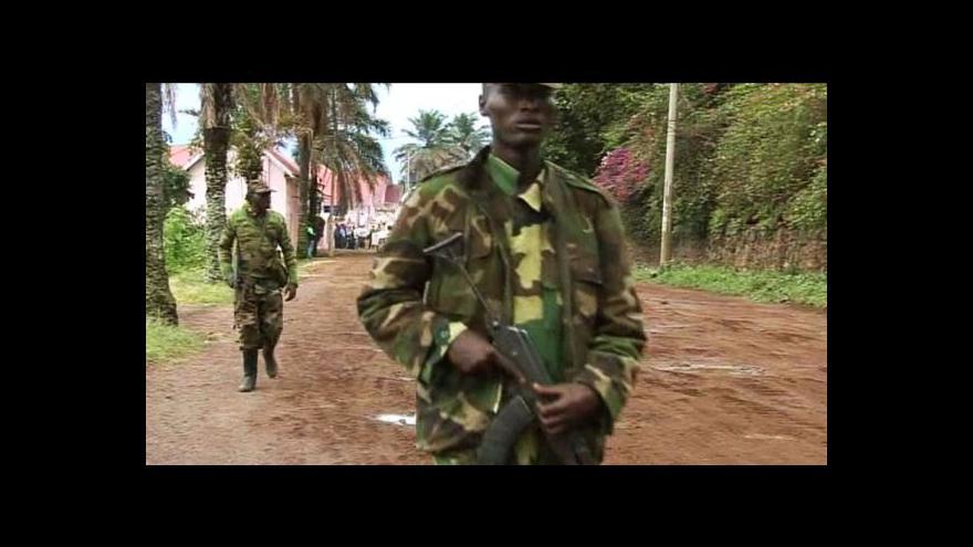 Video RB OSN schválila misi v Kongu