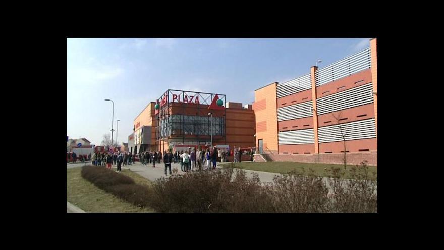 Video David Havlena o nákupním centru