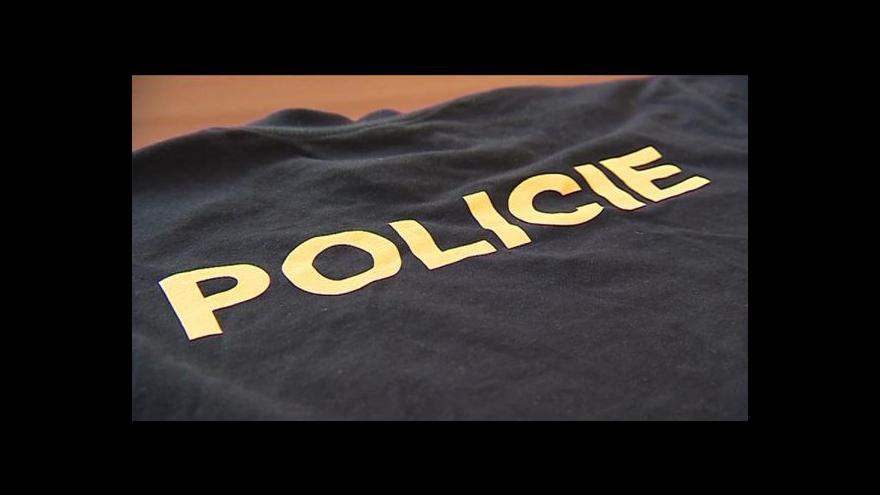 Video Policie dopadla falešného dopraváka