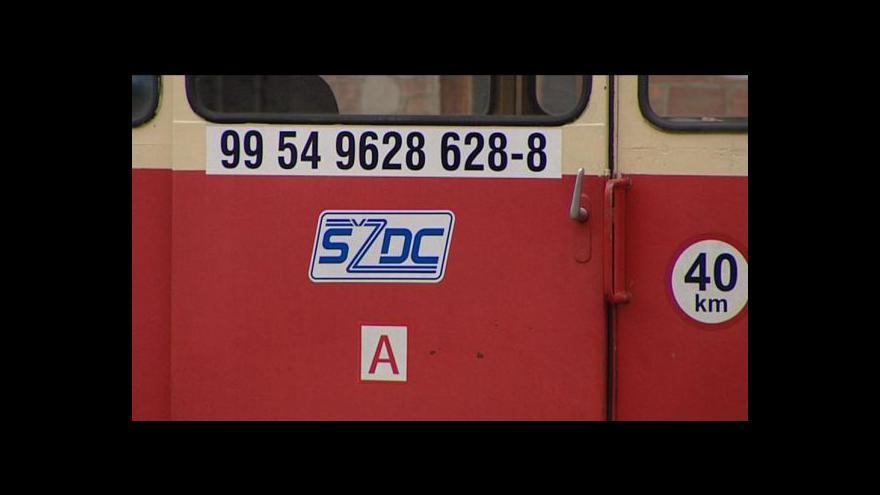 Video Michal Klokočník o přípravě modernizace trati č. 031