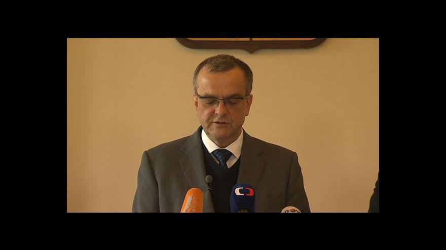 Video Miroslav Kalousek, Josef Novotný a Oldřich Bubeníček o kontrole evropských dotací