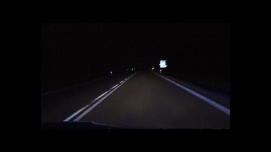Video Policejní video ze zatčení falešného policisty