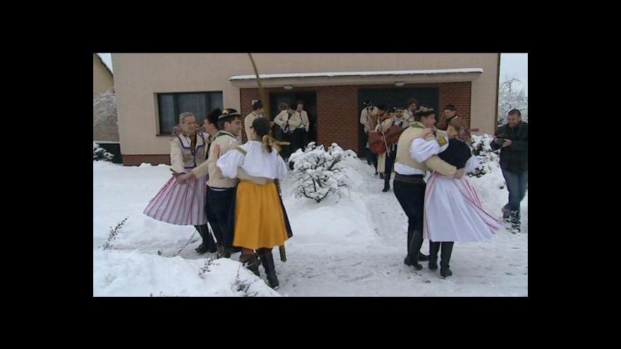 Video Události: Velikonoční pondělí na sněhu
