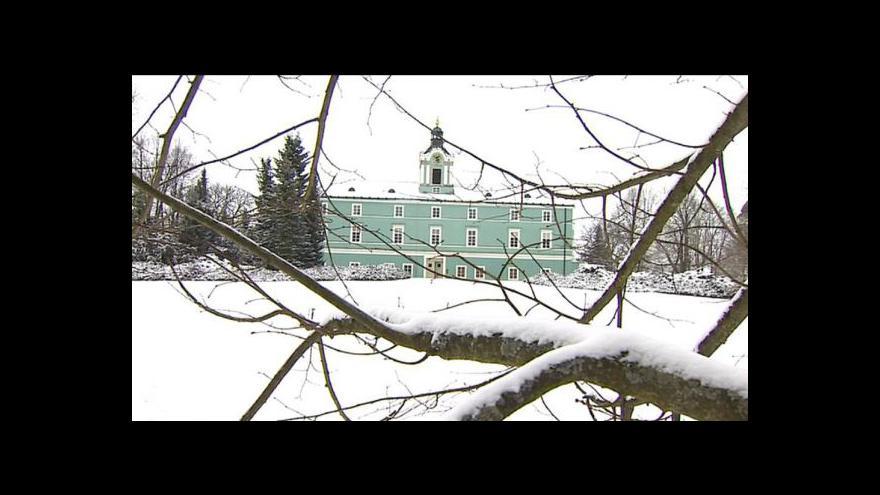 Video Kristina Vrkočová o nových pokojích na dačickém zámku