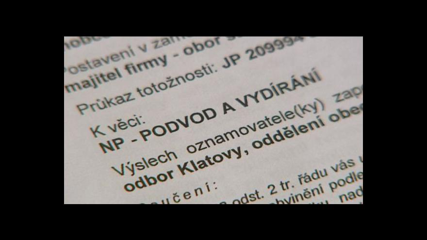 Video David Havlena o poplatcích v Žihobcích