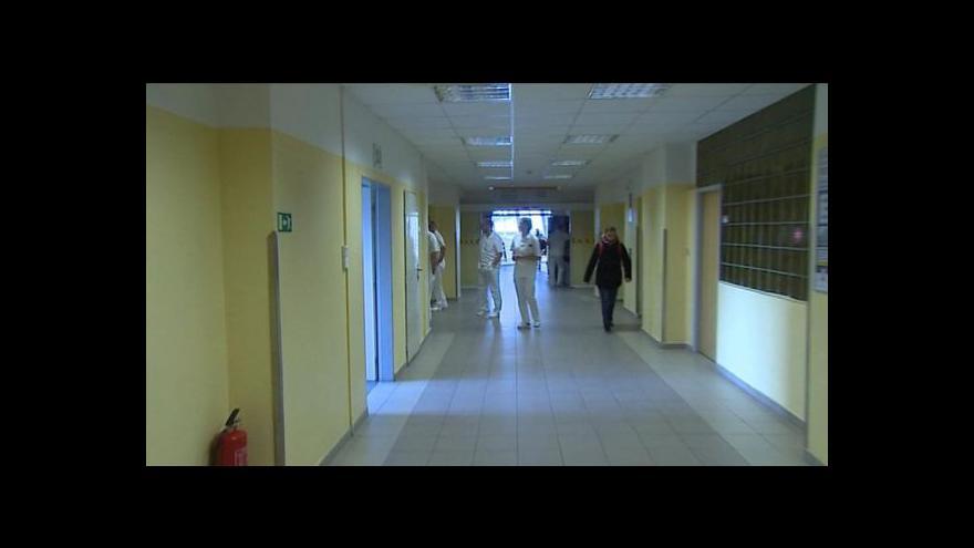 Video Lucie Pokorná o změnách v představenstvu liberecké nemocnice