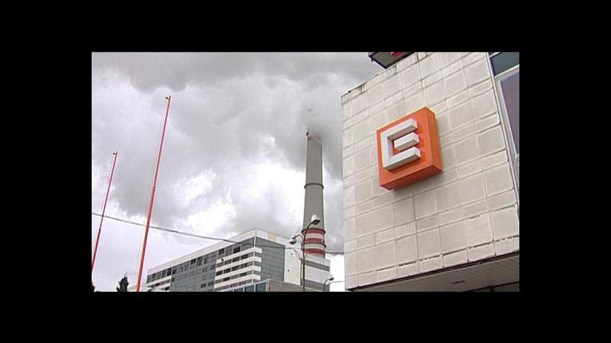 Video Erik Knajfl o popílku v Chvaleticích