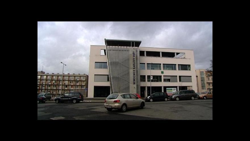 Video Antonín Bruštík o pomoci Karlovarské krajské nemocnici