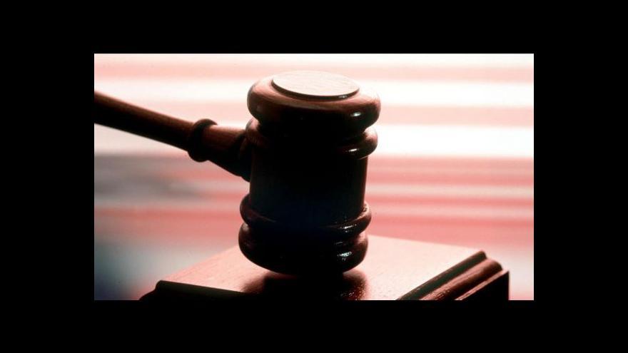 Video Soud potvrdil třetího arbitra v kauze Diag Human