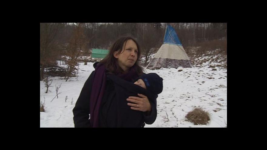 Video Karolína Krátká hovoří o lesních školkách
