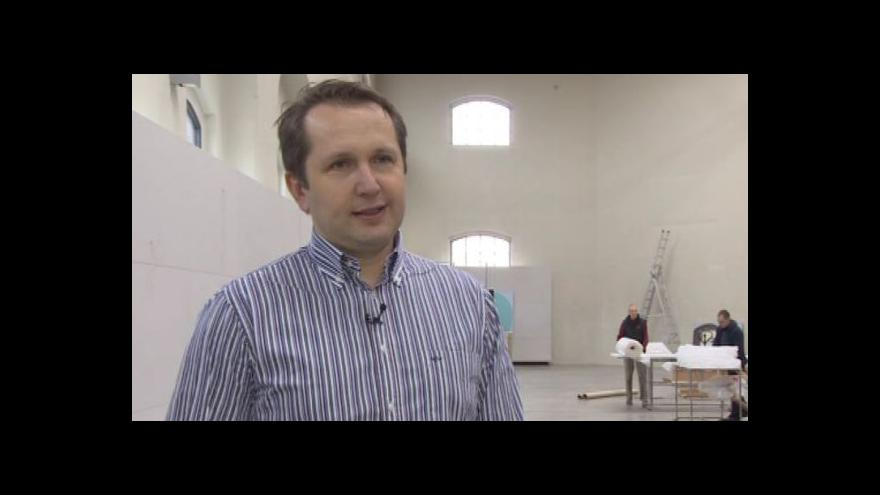 Video Miroslav Lekeš hovoří o současné a budoucí situaci ve Wannieck Gallery