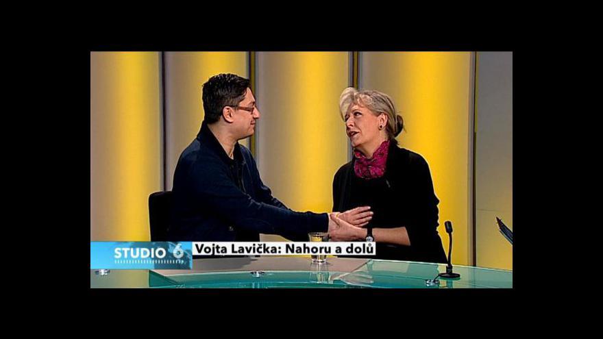 Video Rozhovor s Vojtěchem Lavičkou a Helenou Třeštíkovou