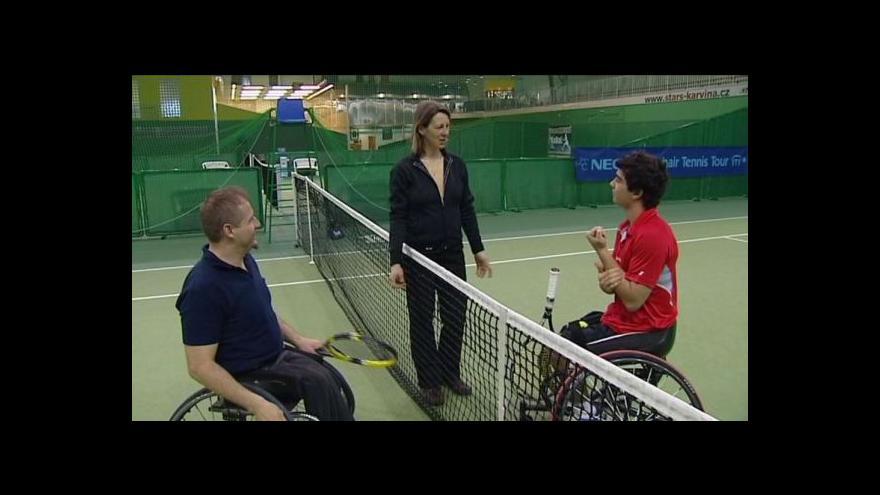 Video Reportáž Rostislava Hellemanna