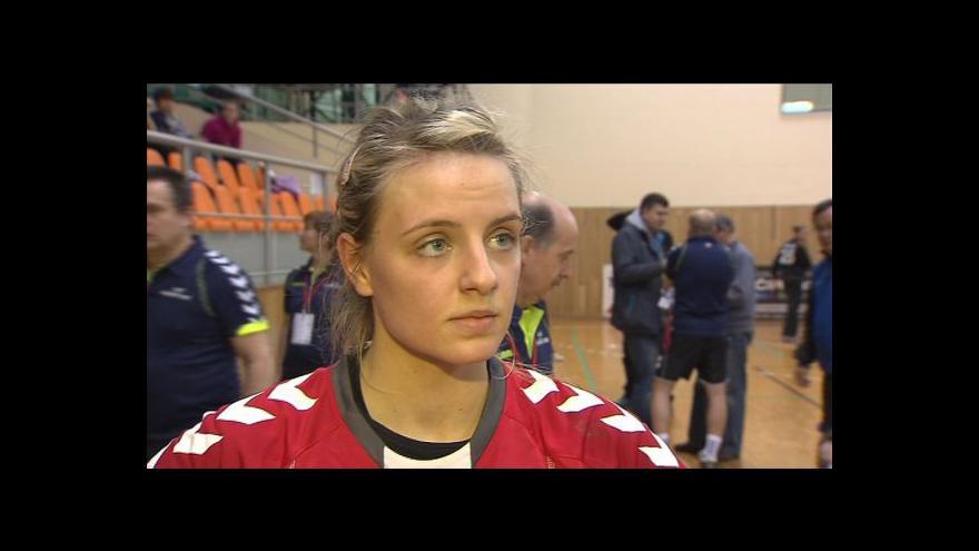 Video Rozhovor s Markétou Jeřábkovou