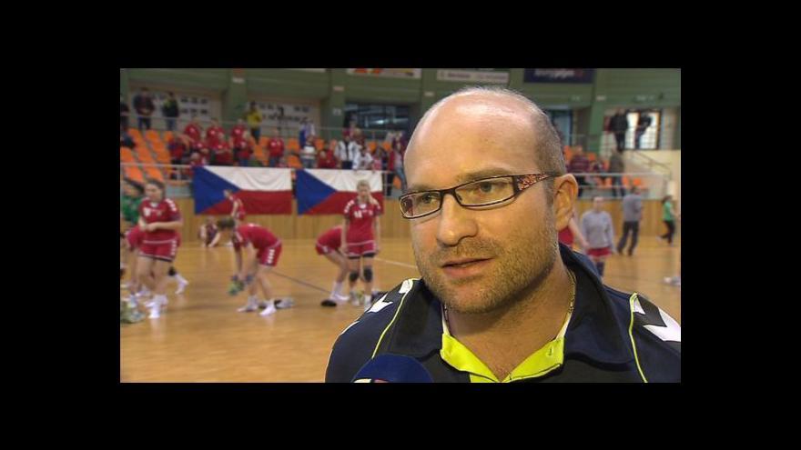 Video Rozhovor s trenérem Janem Salačem