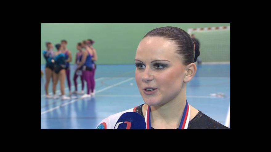 Video Rozhovor s Kristýnou Bernátovou