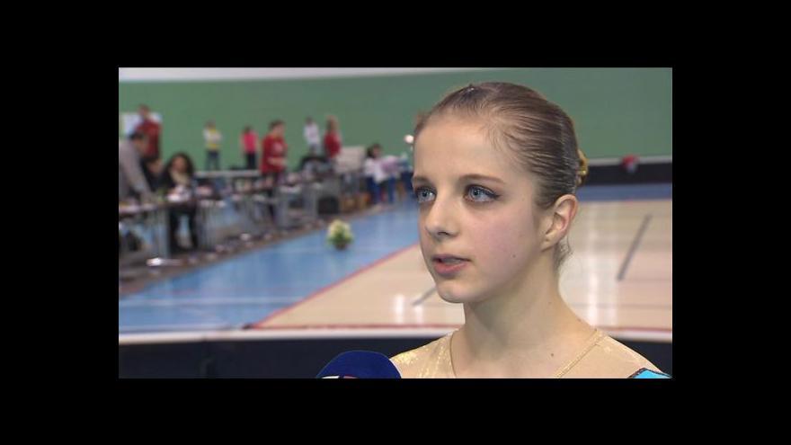 Video Rozhovor s Terezou Pekárkovou a Monikou Geržovou